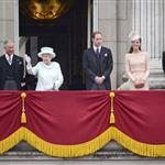 The Queen's Diamond Jubilee Balcony  116645