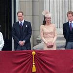 The Queen's Diamond Jubilee Balcony  116647