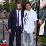 Judd Apatow and Adam Sandler at the Funny People premiere 43769