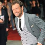Jude Law at the London premiere of Anna Karenina 124947