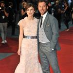 Jude Law and Keira Knightley at the London premiere of Anna Karenina 124956