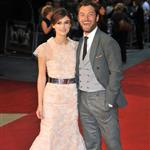 Jude Law and Keira Knightley at the London premiere of Anna Karenina 124961