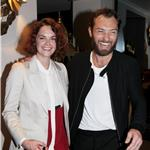 Jude Law with Ruth Wilson at Anna Christie after party 91622