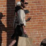 Jude Law grabs lunch on the go with Ruth Wilson in Los Angeles 108762