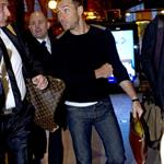 Jude Law arrives in Paris 103455