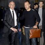 Jude Law arrives in Paris 103459