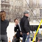 Jude Law and Guy Ritchie shoot new Dior Homme advert in Paris 57475