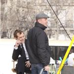 Jude Law and Guy Ritchie shoot new Dior Homme advert in Paris 57476