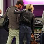 Sienna Miller Jude Law return to London from holiday in Kenya  76145