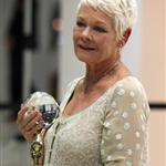Dame Judi Dench honoured at Karlovy Vary Film Festival in Czech Republic 89325