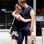 Julia Stiles and new boyfriend David Harbour get affectionate in Manhattan  90218