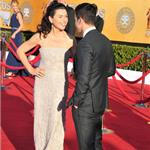 Julianna Margulies at the 2012 SAG Awards 104085