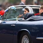 Remembering the JUST MARRIED car ride at the Royal Wedding  112646