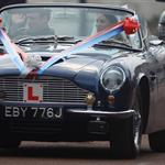 Remembering the JUST MARRIED car ride at the Royal Wedding  112653