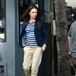 Mila Kunis on the set of Ted May 2011 85963