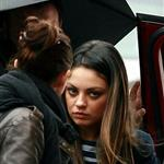 Mila Kunis on the set of Ted May 2011 85964