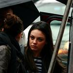 Mila Kunis on the set of Ted May 2011 85965