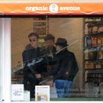 Jennifer Aniston and Justin Theroux visit a store in the West Village, NYC  94744