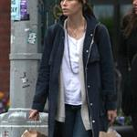 Jessica Biel and Justin Timberlake run errands in New York  113428