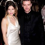 Jessica Biel and Justin Timberlake at the Met Gala, 2010 113437