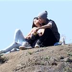 Justin Bieber and Selena Gomez enjoy a romantic picnic in Griffith Park 110690
