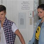 Justin Bieber and girlfriend Selena Gomez visit the Starship Childrens Hospital in Auckland, New Zealand 121202