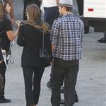 Jessica Biel and Justin Timberlake at Stand Up To Cancer 126643