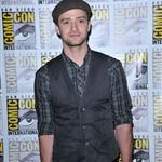 Justin Timberlake promotes In Time at Comic-Con 90507