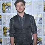 Justin Timberlake promotes In Time at Comic-Con 90508