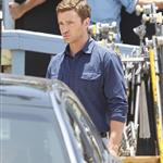 Justin Timberlake on the set of Runner, Runner in Puerto Rico 118706