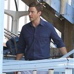 Justin Timberlake on the set of Runner, Runner in Puerto Rico 118710