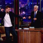 Justin Timberlake at The Tonight Show June 2011 88787