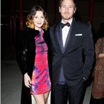 Drew Barrymore and Will Kopelman at LACMA Art + Film Gala Honoring Clint Eastwood and John Baldessari  97748