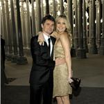 Kate Hudson and Matt Bellamy at LACMA Art + Film Gala Honoring Clint Eastwood and John Baldessari  97755