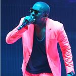 Kanye West performs in Singapore  66556