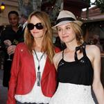 Vanessa Paradis Diane Kruger in St Tropez for Karl Lagerfeld Remember Now 60748