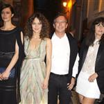Vanessa Paradis attends a dinner in the honor of Karl Lagerfeld in Paris 84930