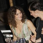 Vanessa Paradis attends a dinner in the honor of Karl Lagerfeld in Paris 84933