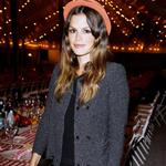 Rachel Bilson attends a dinner in the honor of Karl Lagerfeld in Paris 84936