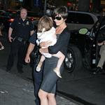 Katie Holmes takes Suri Cruise to the Little Mermaid 23349