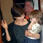 Katie Holmes takes Suri Cruise to the Little Mermaid 23351