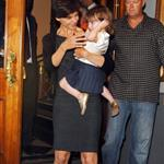 Katie Holmes takes Suri Cruise to the Little Mermaid 23354