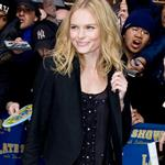 Kate Bosworth promoting 21 at Letterman 18735