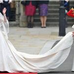 Catherine Middleton arrives for the Royal Wedding  84065