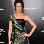 Kate Beckinsale at the Los Angeles premiere of Total Recall 122292