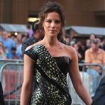 Kate Beckinsale at the Los Angeles premiere of Total Recall 122300