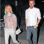 Kate Bosworth seen leaving Coldplay show with mystery man 91231