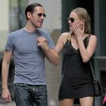 Kate Bosworth and Michael Polish in New York 125311