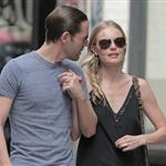Kate Bosworth and Michael Polish in New York 125317