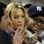 Kate Hudson sits next to Jay-Z as the Yankees beat Twins in Game 1 48355